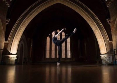 Nicky Henshall - Dancer/Ballerina